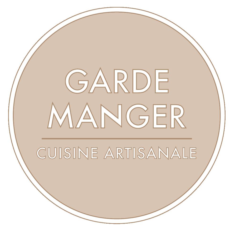LOGO - garde manger- restaurant - bayonne - nive