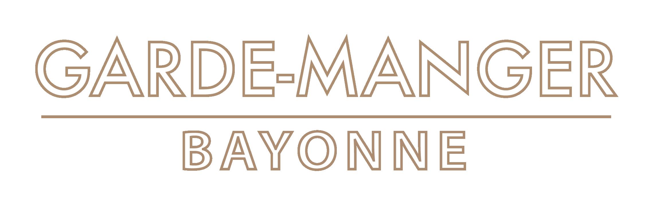 logo - garde manger bayonne - restaurant bayonne